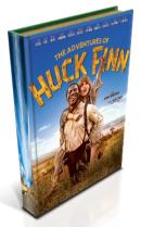 Adv of Huckfinn book